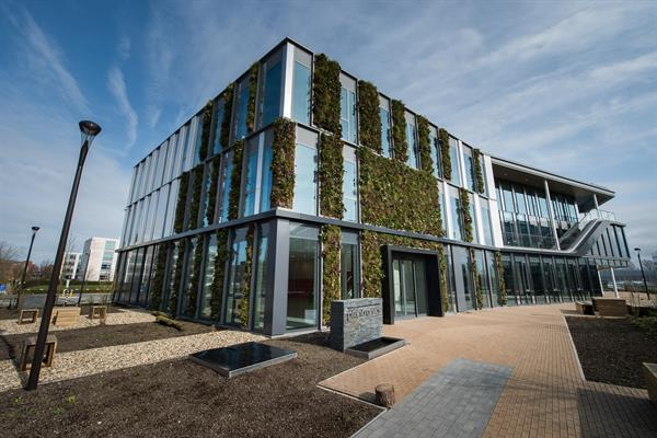 Plantronics Smarter-Working-Office in Hoofddorp (Niederlande)