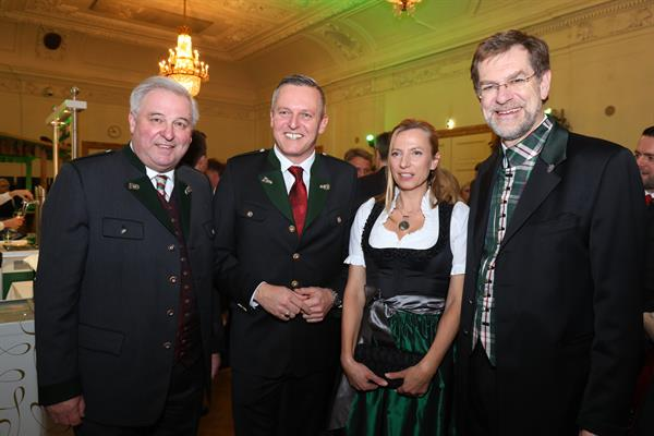 Steirerball 2018: Steirer eröffnen die Wiener Ballsaison