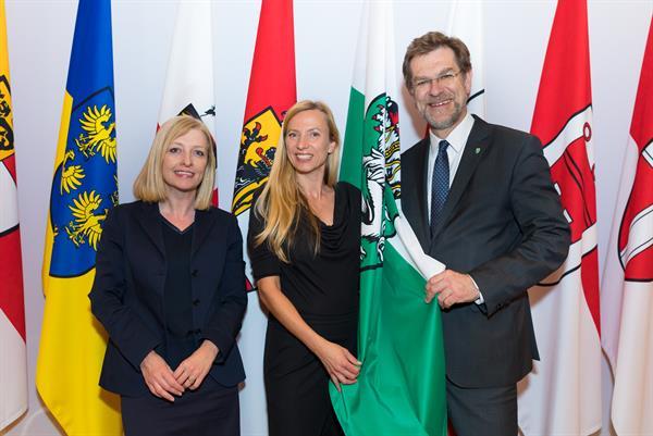 Verein der Steirer in Wien zu Besuch bei Bundesministerin