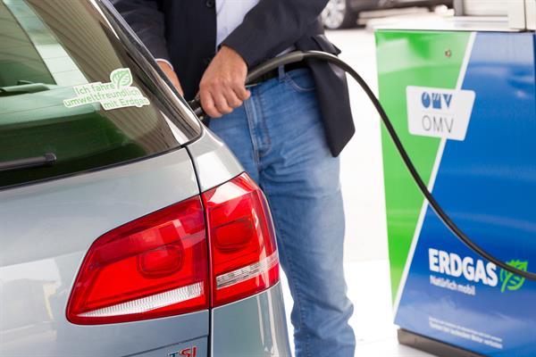 Fahrzeuge mit Gasantrieb werden wieder stärker nachgefragt